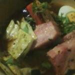 新宿、スープカレー、ドミニカが良かった。